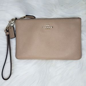 Coach New York Wristlet